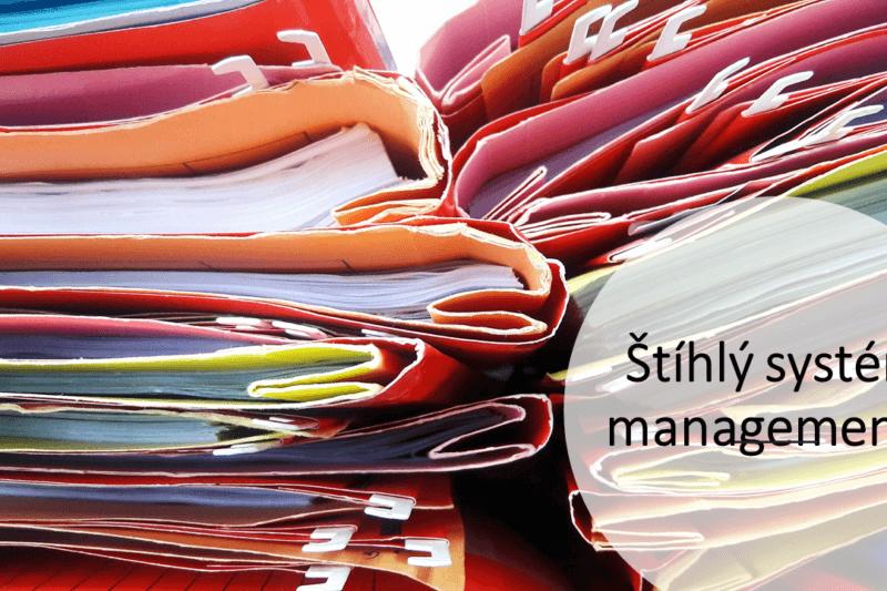 Štíhlý systém managementu