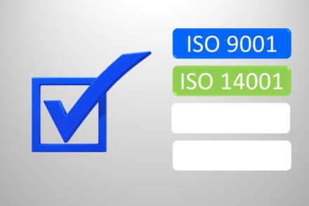 Interní auditor ISO 9001 a ISO 14001 – doškolení