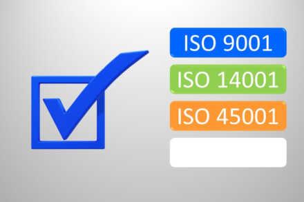 Interní auditor ISO 9001, ISO 14001, ISO 45001 – doškolení